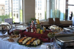 Carfagna's Catering — Your choice for corporate/business events.